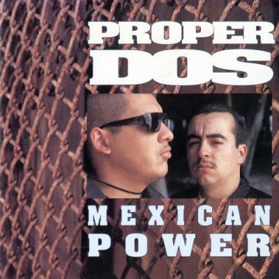 Proper Dos – Mexican Power (CD) (1992) (FLAC + 320 kbps)