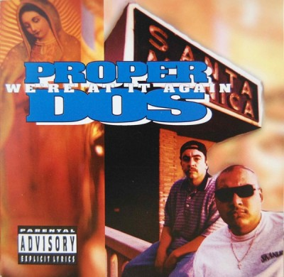 Proper Dos – We're At It Again (CD) (1995) (320 kbps)