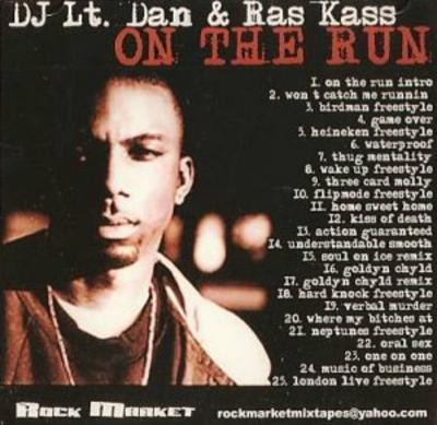 Ras Kass – On The Run (CD) (2003) (FLAC + 320 kbps)