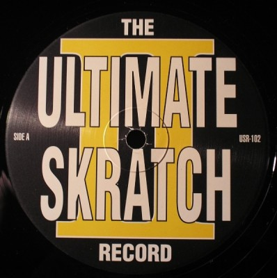 Unknown Artist - 2000 - The Ultimate Skratch Record II Side 1