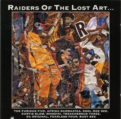 Various Artists - Raiders Of The Lost Art...