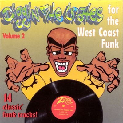 Various - Diggin The Crates Vol.2 - For The West Coast Funk
