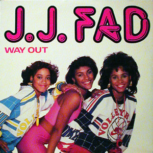 J.J. Fad – Way Out (VLS) (1988) (FLAC + 320 kbps)