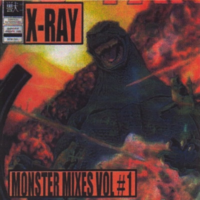 X-Ray - Monster Mixes Volume 1