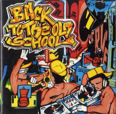 Various – Back To The Old School (1990) (CD) (FLAC + 320 kbps)