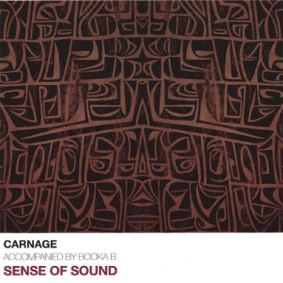 Carnage – Sense Of Sound (CD) (2007) (FLAC + 320 kbps)