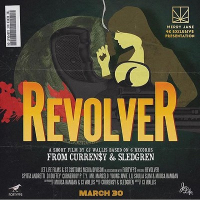 Curren$y – Revolver (Original Short Film Soundtrack) (WEB) (2016) (320 kbps)