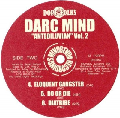 Darc Mind - Vol. 2 EP
