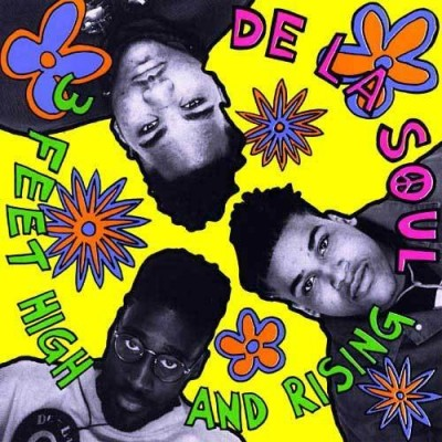 De La Soul – 3 Feet High And Rising (CD) (1989) (FLAC + 320 kbps)