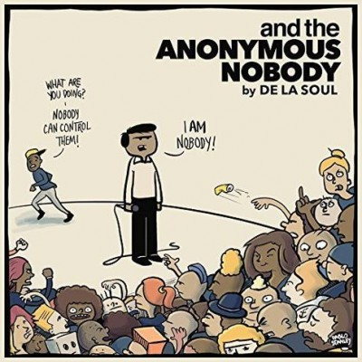 De La Soul – And The Anonymous Nobody… (CD) (2016) (FLAC + 320 kbps)