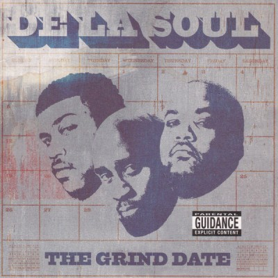 De La Soul – The Grind Date (European Edition CD) (2004) (FLAC + 320 kbps)