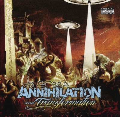 Dr Creep – Annihilation And Transformation (CD) (2014) (FLAC + 320 kbps)
