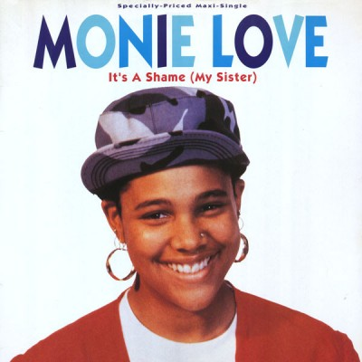 Monie Love – It's A Shame (My Sister) (VLS) (1990) (FLAC + 320 kbps)