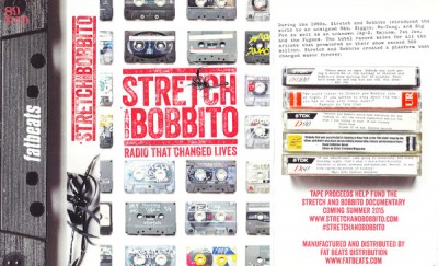 Stretch And Bobbito - Radio That Changed Lives - 03.02.1995 (Cassette)