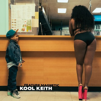 Kool Keith – Feature Magnetic (CD) (2016) (FLAC + 320 kbps)