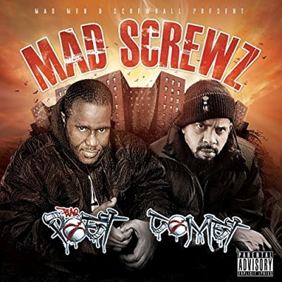 Blaq Poet & Comet - Mad Screwz
