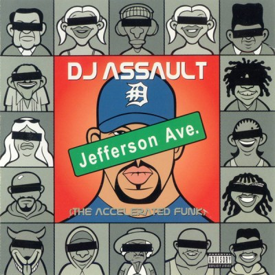 DJ Assault - Jefferson Ave.