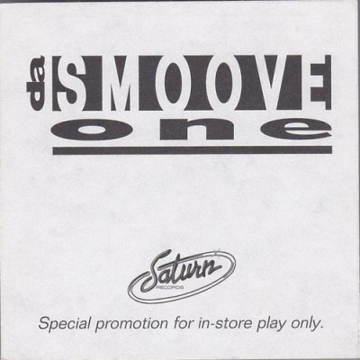 Da Smoove One - Best Kept Secret CD