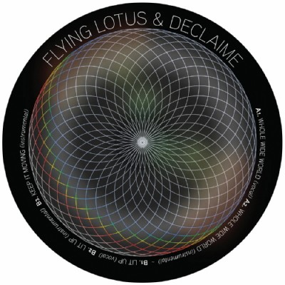 Flying Lotus & Declaime - Whole Wide World