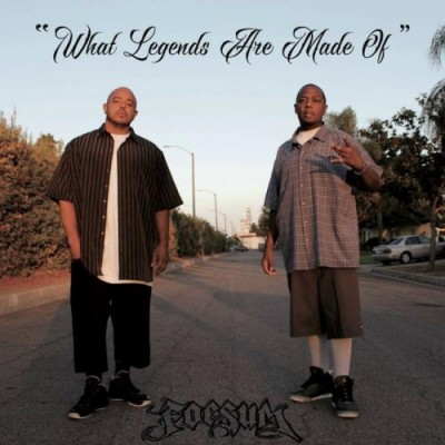 Foesum – What Legends Are Made Of (CD) (2016) (FLAC + 320 kbps)