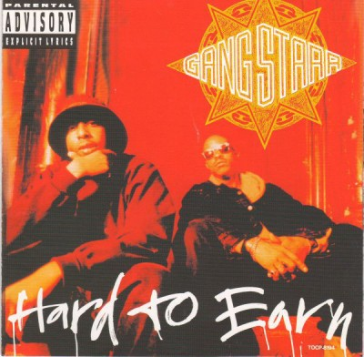 Gang Starr – Hard To Earn (Japan Edition CD) (1994) (FLAC + 320 kbps)