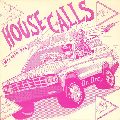 The World Class Wreckin Cru – House Calls (VLS) (1987) (FLAC + 320 kbps)