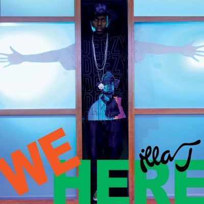 Illa J – We Here (CDS) (2008) (FLAC + 320 kbps)