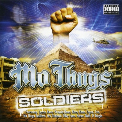 Layzie Bone Presents – Mo Thug Soldiers (CD) (2008) (FLAC + 320 kbps)