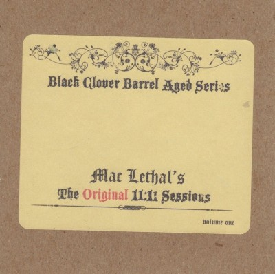 Mac Lethal - The Original 11-11 Sessions