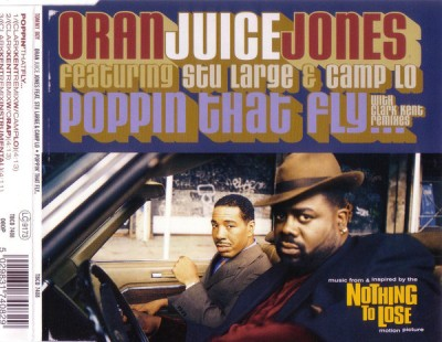 Oran Juice Jones - Poppin That Fly