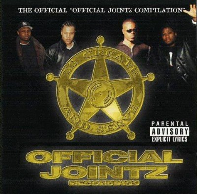 "VA – The ""Official Jointz Compilation"" (CD) (1999) (320 kbps)"