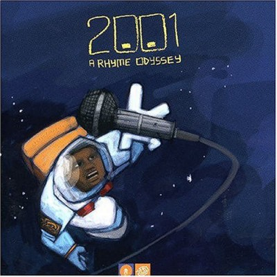 Various Artists - 2001 A Rhyme Odyssey