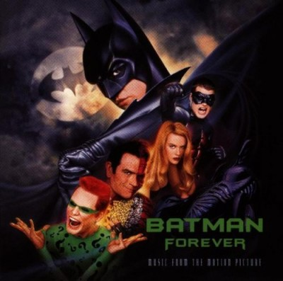 Various Artists - Batman Forever - Original Music From the Motion Picture