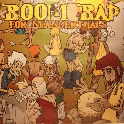 Various Artists - Boom Bap For Neanderthals