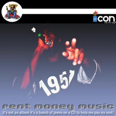 iCON the Mic King - Rent Money Music