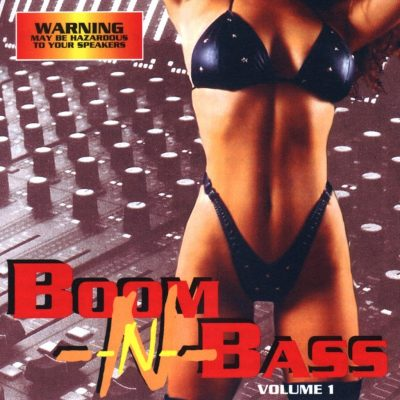 VA – Boom-N-Bass, Volume 1 (CD) (1993) (FLAC + 320 kbps)