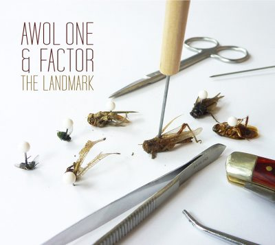 Awol One & Factor – The Landmark (CD) (2011) (FLAC + 320 kbps)