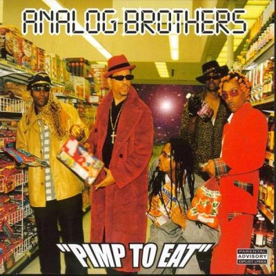 Analog Brothers – Pimp To Eat (CD) (2000) (FLAC + 320 kbps)