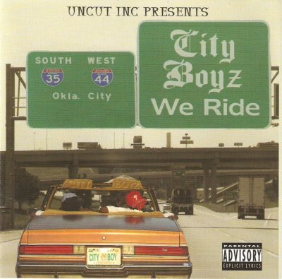 City Boyz – We Ride (CD) (2005) (FLAC + 320 kbps)