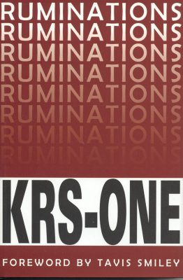 KRS-One – Ruminations (CD) (2003) (FLAC + 320 kbps)