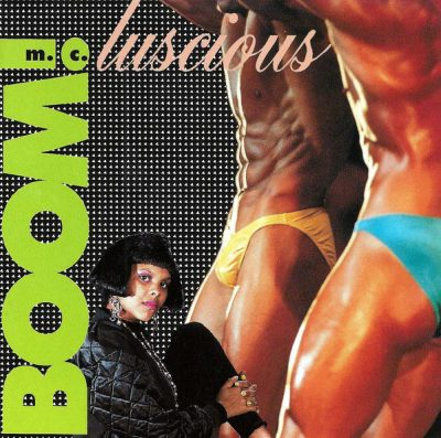 MC Luscious – Boom! (CD) (1991) (FLAC + 320 kbps)