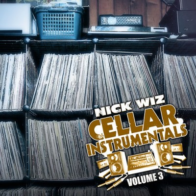 Nick Wiz - Cellar