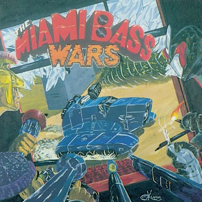 VA – Miami Bass Wars (CD) (1988) (FLAC + 320 kbps)
