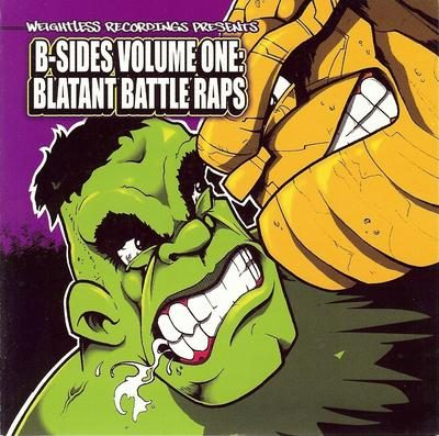various-b-sides-volume-one-blatant-battle-raps