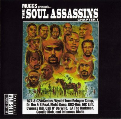 DJ Muggs – The Soul Assassins Chapter I (Japan Edition CD) (1997) (FLAC + 320 kbps)
