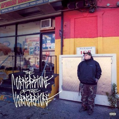 Vinnie Paz – The Cornerstone Of The Corner Store (WEB) (2016) (FLAC + 320 kbps)