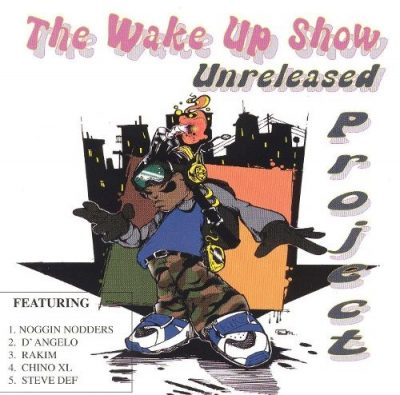 Sway & King Tech – Wake Up Show: Unreleased Project Vol. 1 (CD) (1996) (FLAC + 320 kbps)