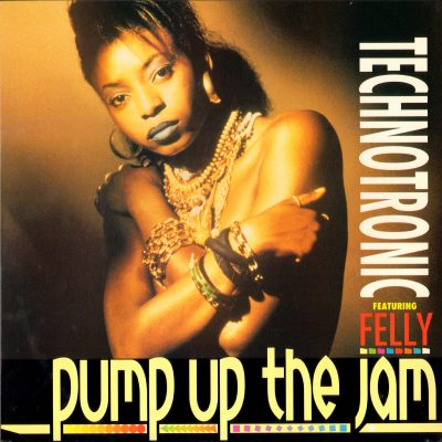 Technotronic Featuring Felly – Pump Up The Jam (1989) (VLS) (FLAC + 320 kbps)
