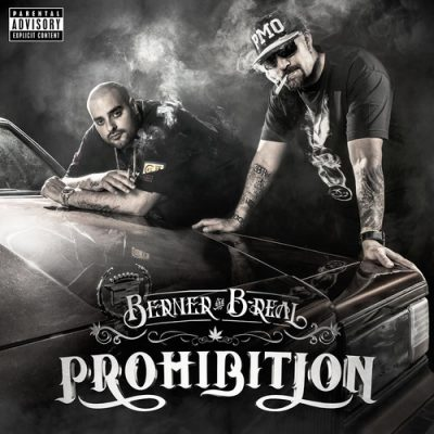Berner & B-Real – Prohibition EP (WEB) (2014) (FLAC + 320 kbps)