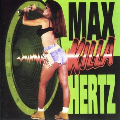 Bass Mekanik – Max Killa Hertz (CD) (1995) (FLAC + 320 kbps)